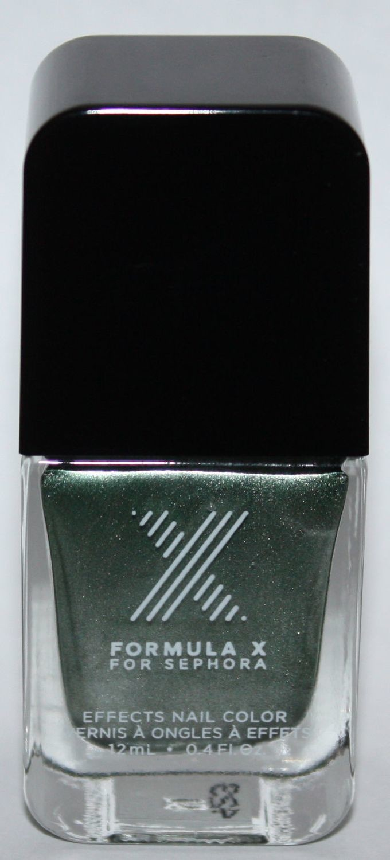 Rocket Fuel Nail Color -FORMULA X For Sephora Effects Nail Color Polish Lacquer .4 oz
