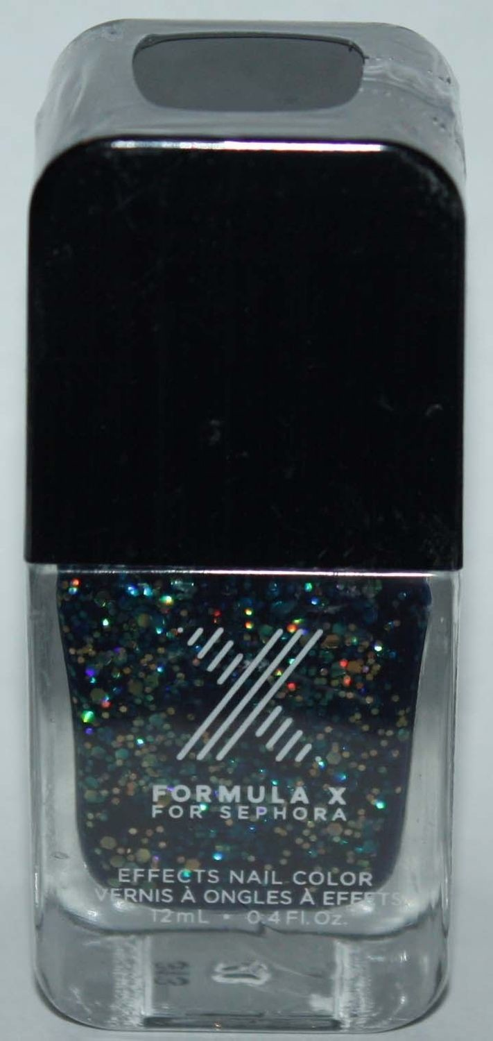 Outburst Nail Color -FORMULA X For Sephora Effects Nail Color Polish Lacquer .4 oz