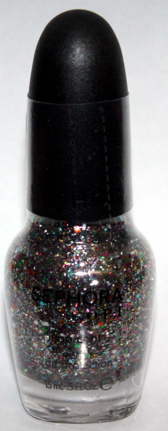 Spark-tacularl! Top Coat -Sephora By OPI Nail Polish Lacquer .5 oz