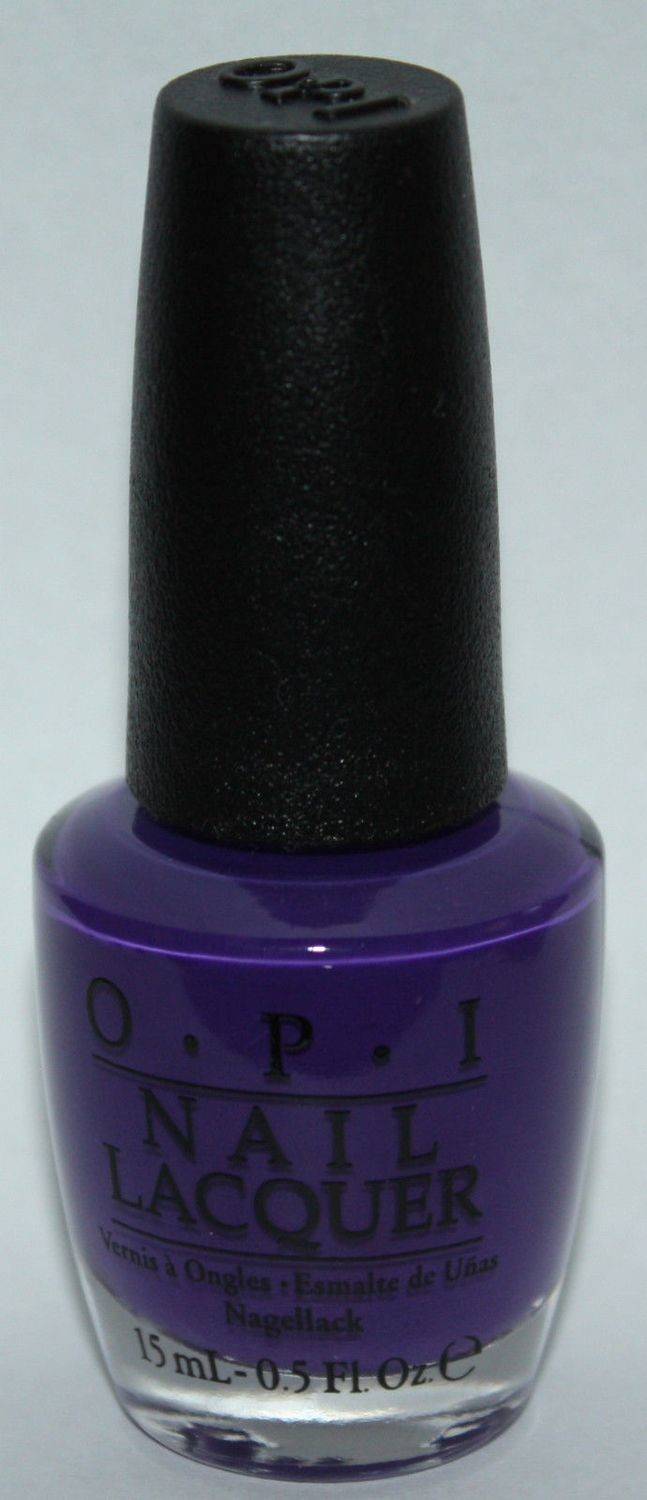 Do You Have This Color In Stock-holm? - OPI Nail Polish Lacquer 0.5 oz