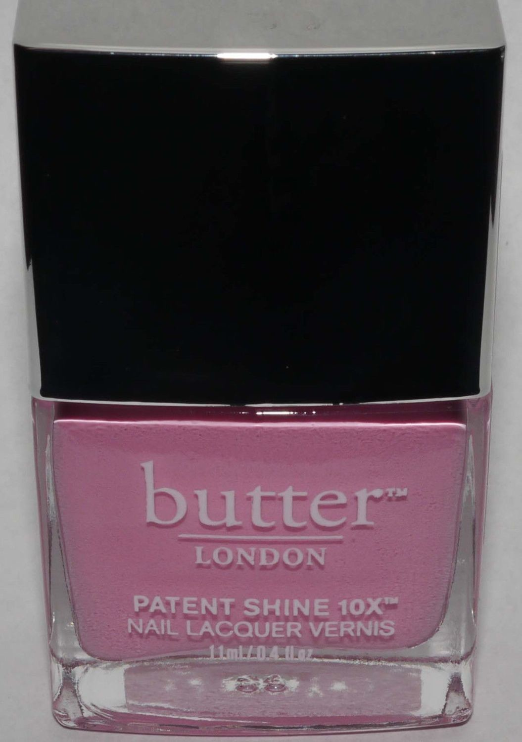 Loverly - Butter LONDON Patent Shine 10X Nail Polish Lacquer .4 oz