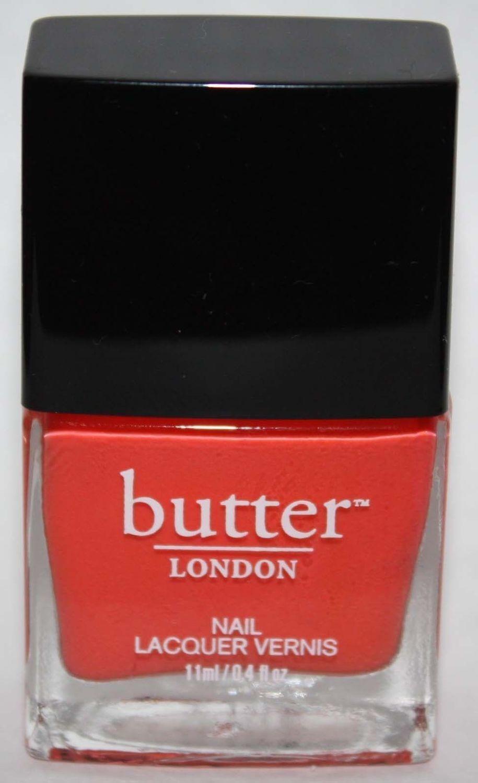 Torch -Butter LONDON Nail Polish Lacquer .4 oz