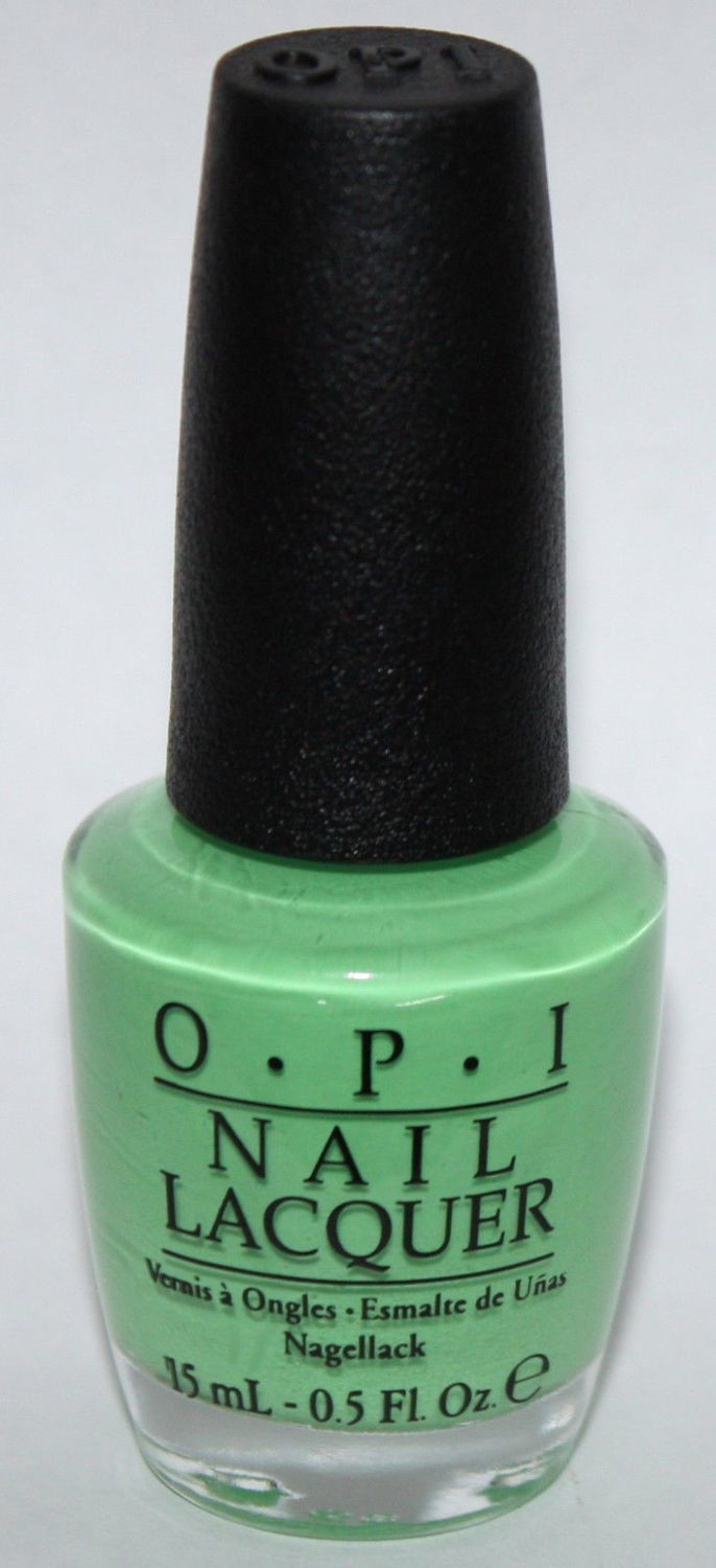 You Are Outta Lime! - OPI Nail Polish Lacquer 0.5 oz