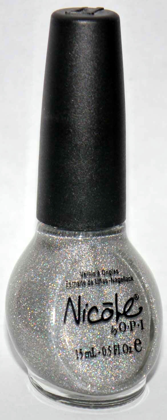 WINK OF TWINK -Nicole By OPI Nail Polish Lacquer .5 oz