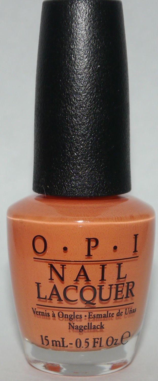 Where Did Suzi's Man-Go? - OPI Nail Polish Lacquer 0.5 oz