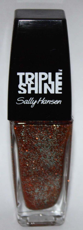 Sparktacular #630 -Sally Hansen TRIPLE SHINE Nail Polish .33 oz