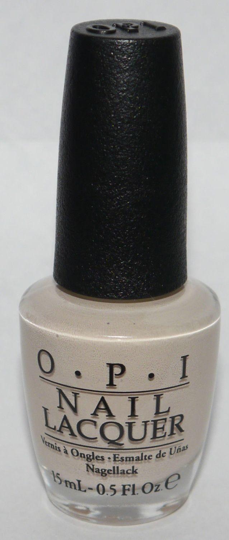 You're So Vanilla - OPI Nail Polish Lacquer 0.5 oz
