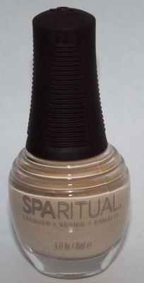 quietness - SpaRitual Nail Polish Lacquer .5 oz