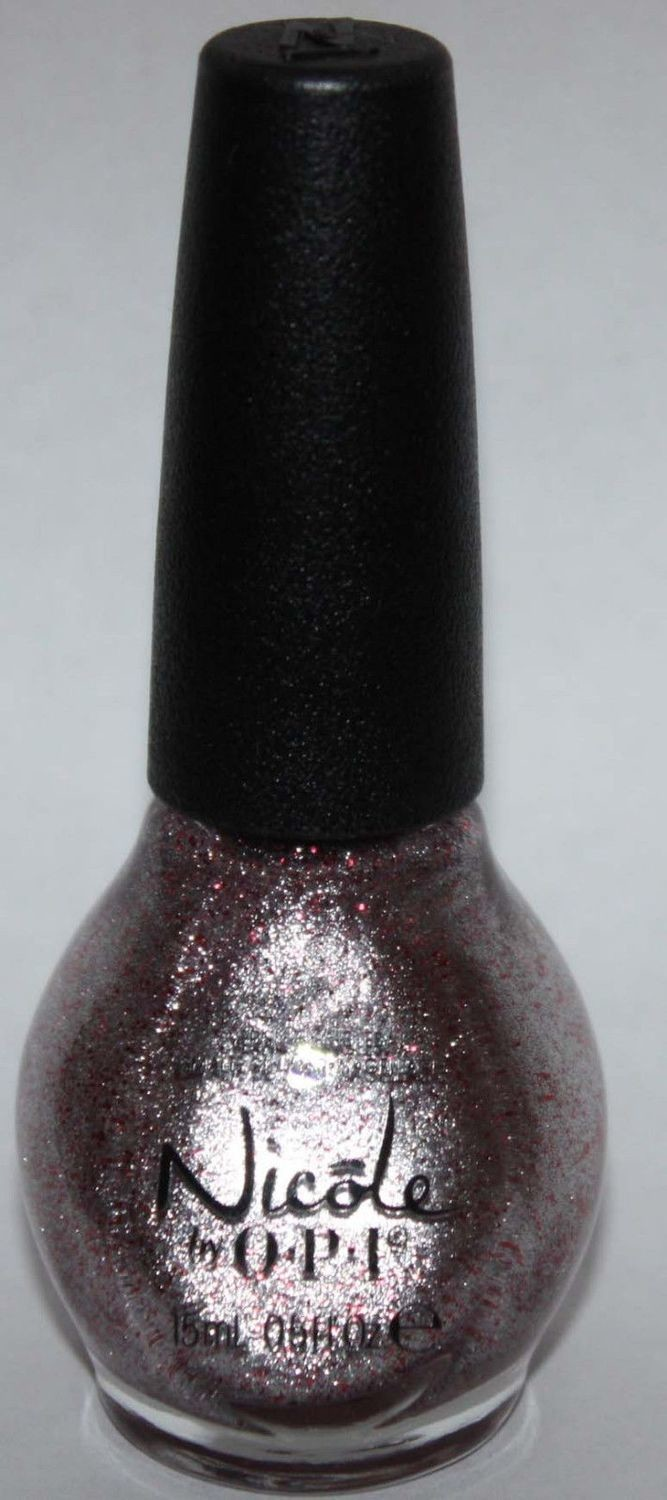 DC Lover -Nicole By OPI Nail Polish Lacquer .5 oz