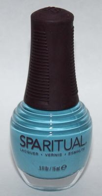 Blue Lagoon - SpaRitual Nail Polish Lacquer .5 oz