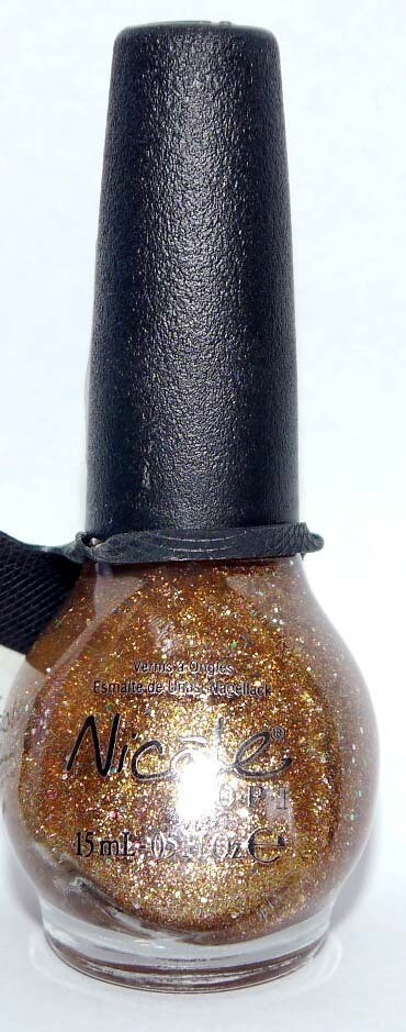 DISCO DOLLS (KARDASHIAN KOLOR) -Nicole By OPI Nail Polish Lacquer .5 oz
