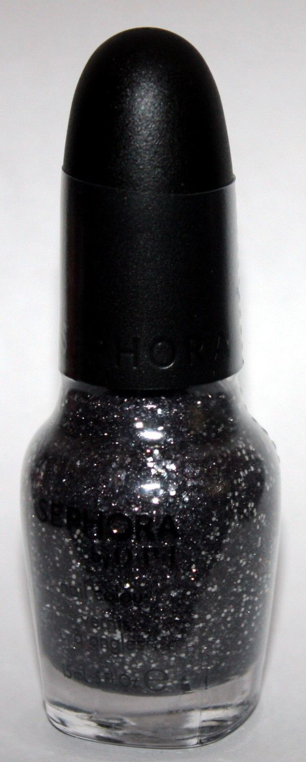 Justa' Pinch of Glitter? -Sephora By OPI Nail Polish Lacquer .5 oz