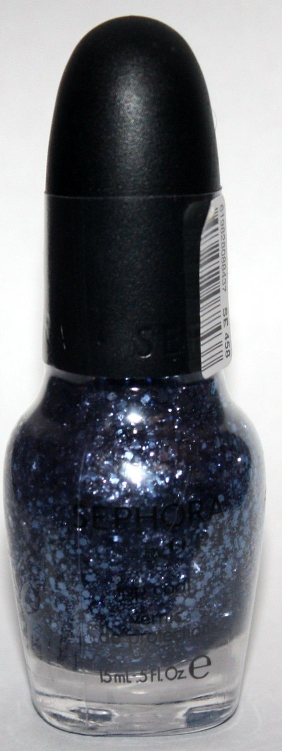 Indi-Go with the Flow -Sephora By OPI Nail Polish Lacquer .5 oz
