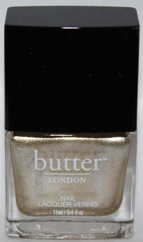 The Full Monty -Butter LONDON Nail Polish Lacquer .4 oz