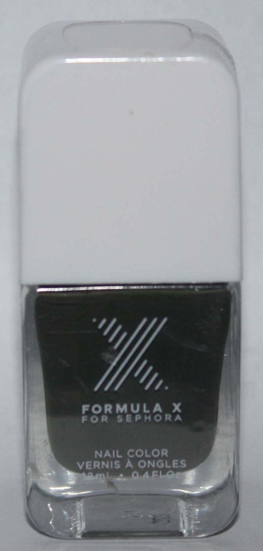 Tornado Nail Color -FORMULA X For Sephora Effects Nail Color Polish Lacquer .4 oz