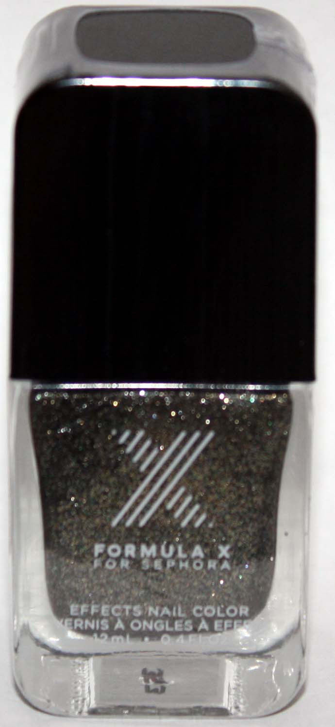 Super Charged Nail Color -FORMULA X For Sephora Effects Nail Color Polish Lacquer .4 oz