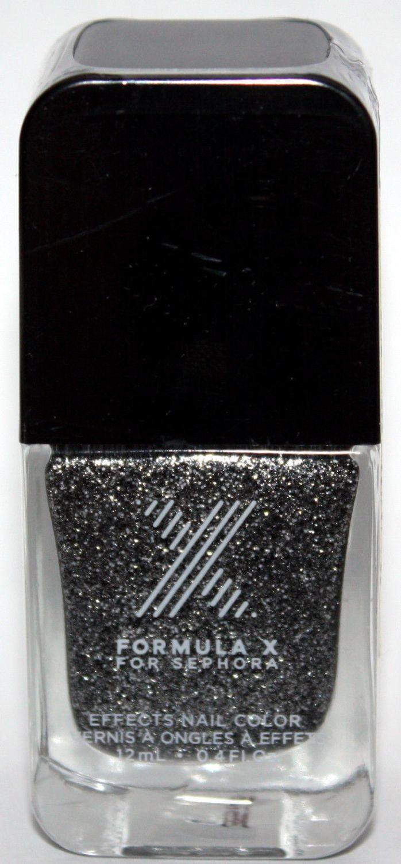 Revolution Nail Color -FORMULA X For Sephora Effects Nail Color Polish Lacquer .4 oz