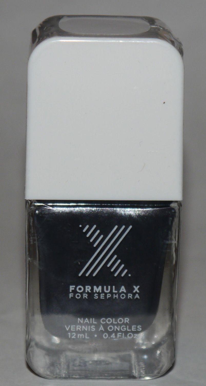 Umph Nail Color -FORMULA X For Sephora Effects Nail Color Polish Lacquer .4 oz