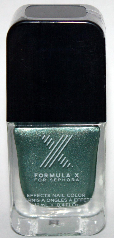 Surreal Nail Color -FORMULA X For Sephora Effects Nail Color Polish Lacquer .4 oz