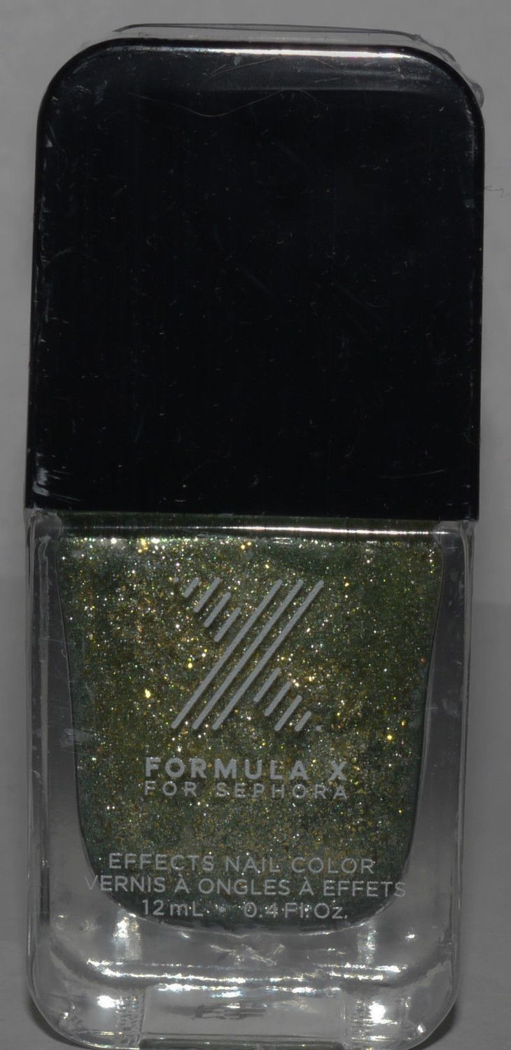 Star Power Nail Color -FORMULA X For Sephora Effects Nail Color Polish Lacquer .4 oz