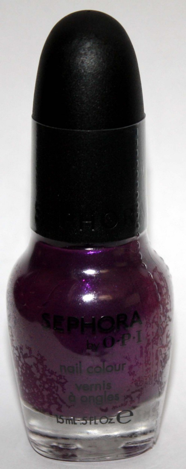 Eve-y On The Eyes -Sephora By OPI Nail Polish Lacquer .5 oz