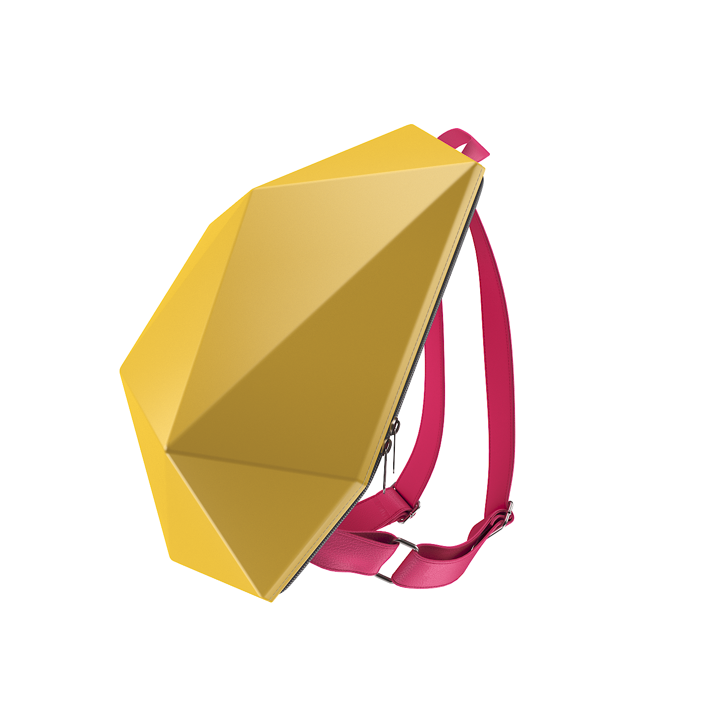 CVG Shape Superhero Yellow-Pink