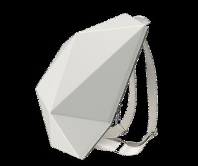 CVG Shape Backpack White