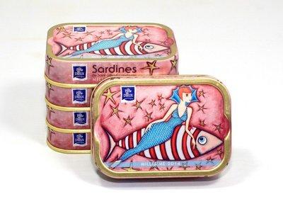 La Perle Des Dieux Sardines 2014