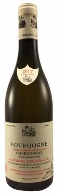 BOURGOGNE Chardonnay 2017 Domaine Jean Michel GUILLON