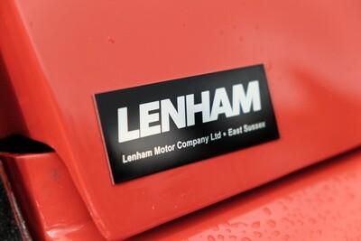Works Lenham Motor Company Ltd badges