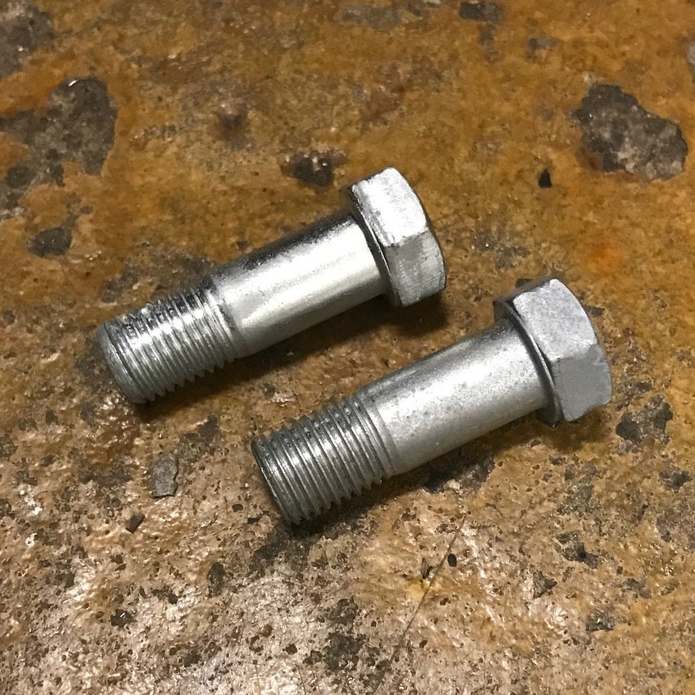 MGB brake caliper bolts - each