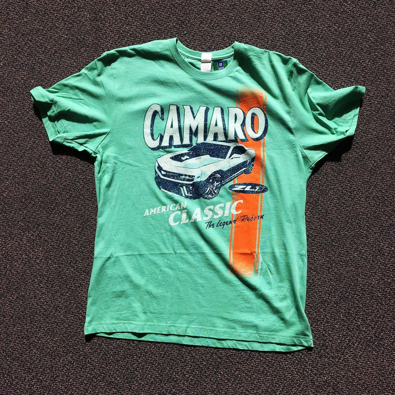 Camaro ZL1 American Classic XL T-shirt
