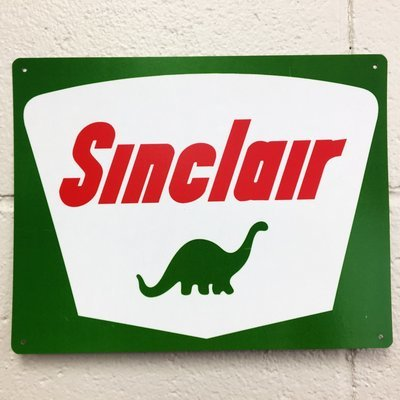 Sinclair Reproduction Sign