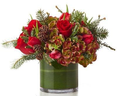 Floral Holiday Celebration