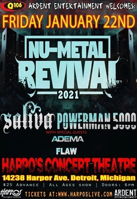 NU-METAL REVIVAL 2021