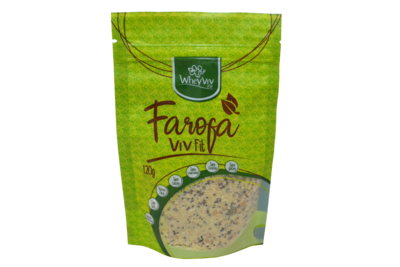 Farofa Fit - Pacote 120g