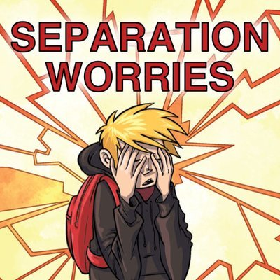 Separation Worries