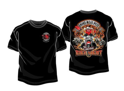 SMP Bike Night T-shirts