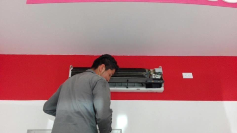 Mantenimiento de Minisplit de 1 a 3 Toneladas en Tijuana Mexico