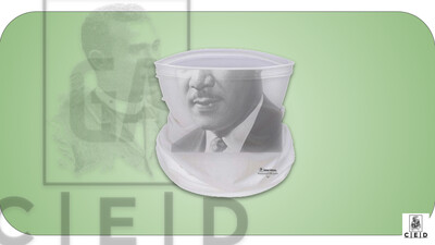 GACED National Heroes - USA: MLK (Face Cover)