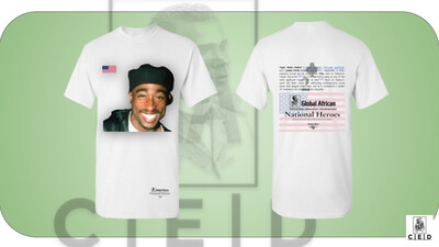 GACED National Heroes - USA: Tupac Shakur