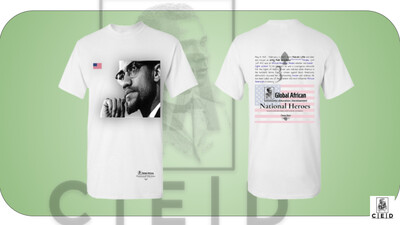 GACED National Heroes - USA: Malcolm X