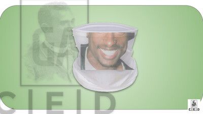 GACED National Heroes - USA: Tupac Shakur (Face Cover)