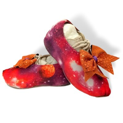 Galaxy Quest Cheer Shoe Covers