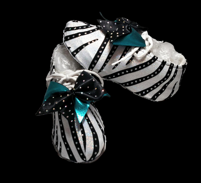 Aerial Flip Cheer Shoe Covers