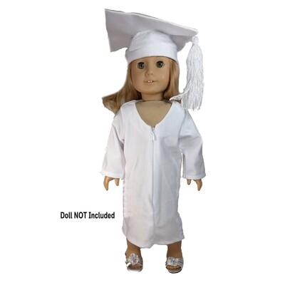 Graduation Cap and Gown Set