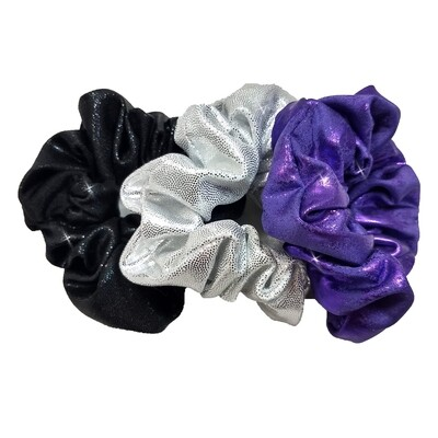 Mystique Scrunchies (set of 3)