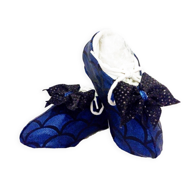 Mermaid Cheer Shoe Covers