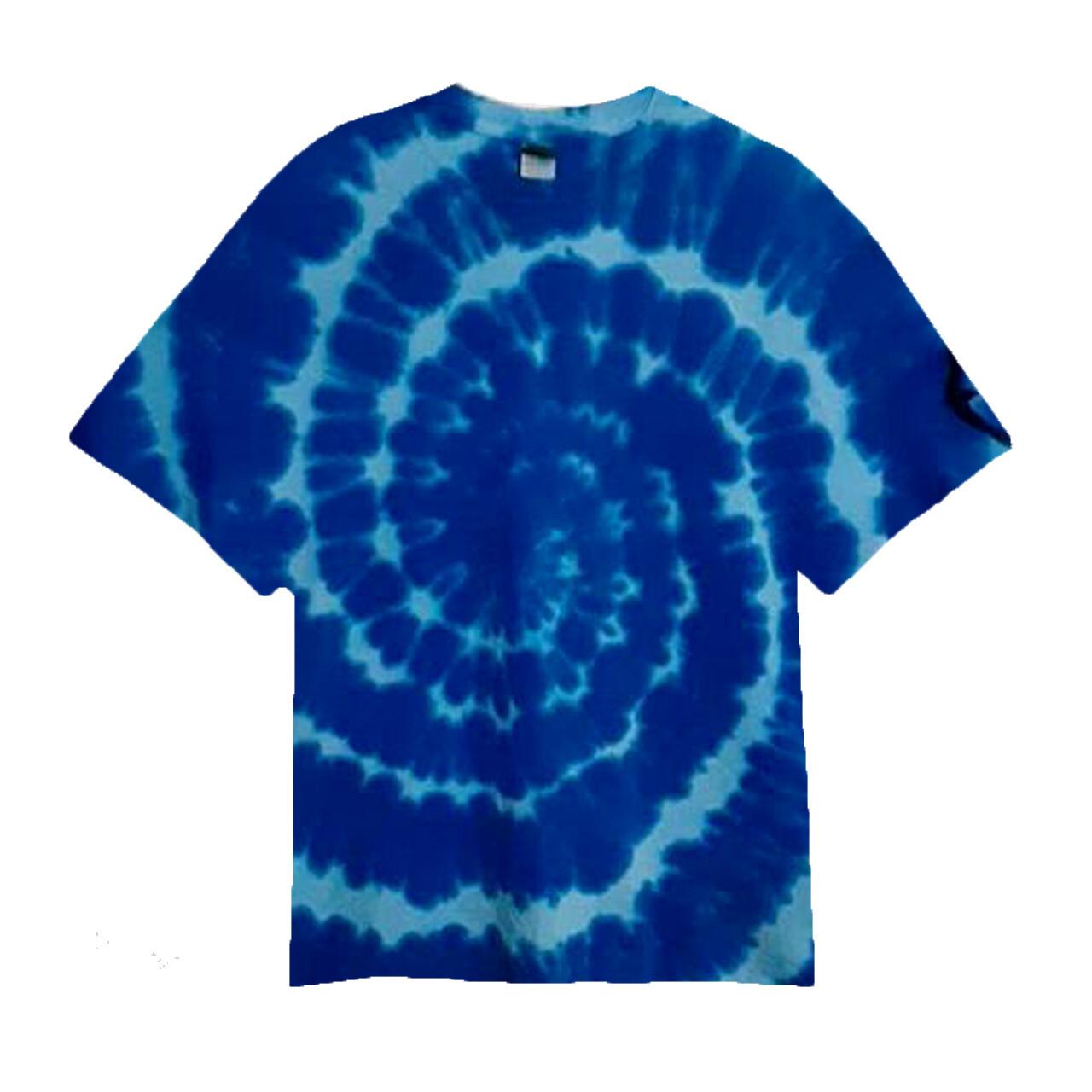Spiral Tie-Dye