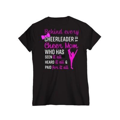 Behind Every Cheerleader